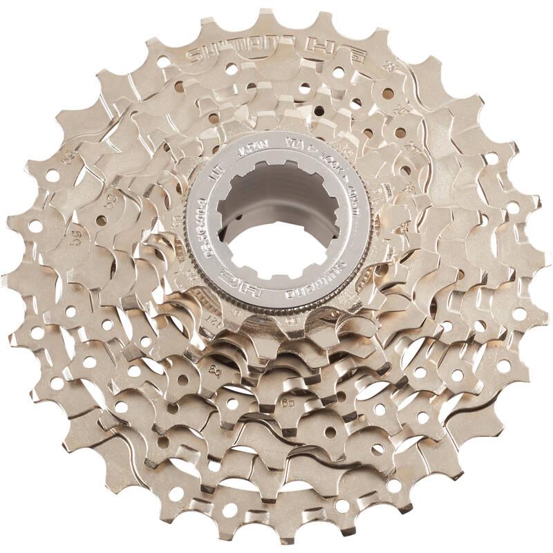 PŘEVODY SILNIČNÍ KOLA Cyklistika - KAZETA 9 RYCHLOSTÍ 11×28 SHIMANO - Náhradní díly na kolo