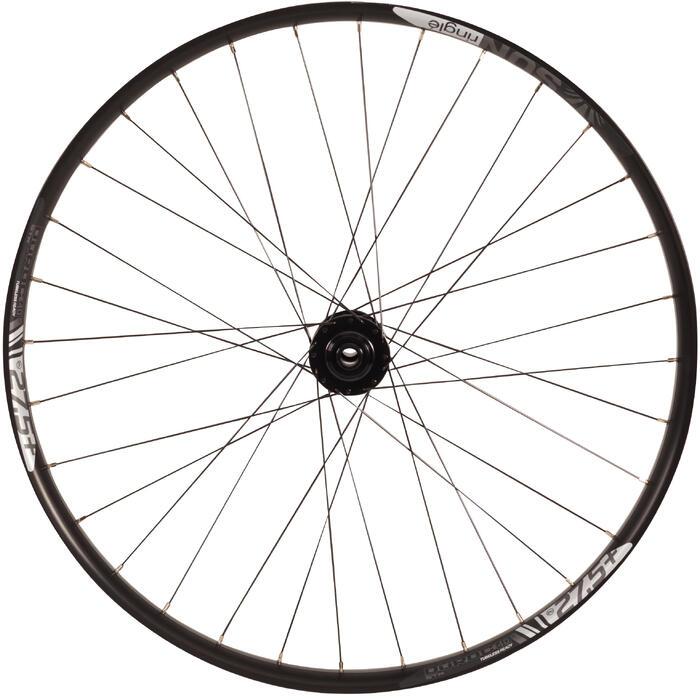 rueda BTT 27,5+ del. dp boost 15x110