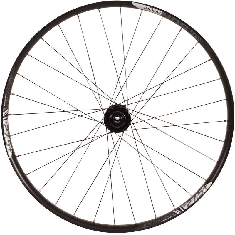 WHEELS Cycling - Boost 27.5+ DP MTB Front Wheel SUNRINGLE - Cycling