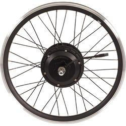 """Rueda Bicicleta Elétrica 20"""" Trasera 24V Tilt 500-E"""