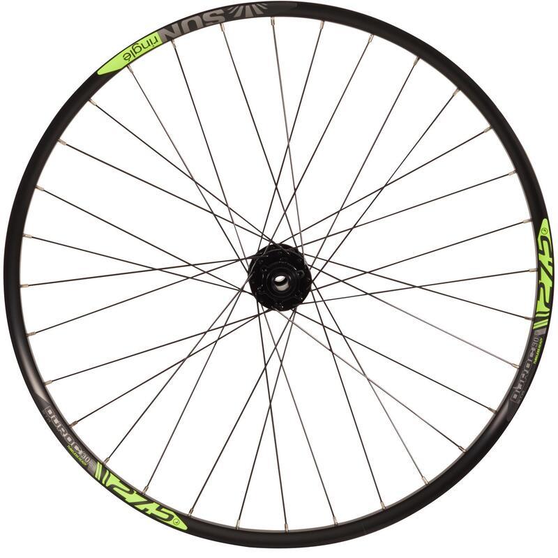 "Voorwiel voor mountainbike 27.5"" dubbelwandig Boost 15x110 Sunringle Duroc 30"