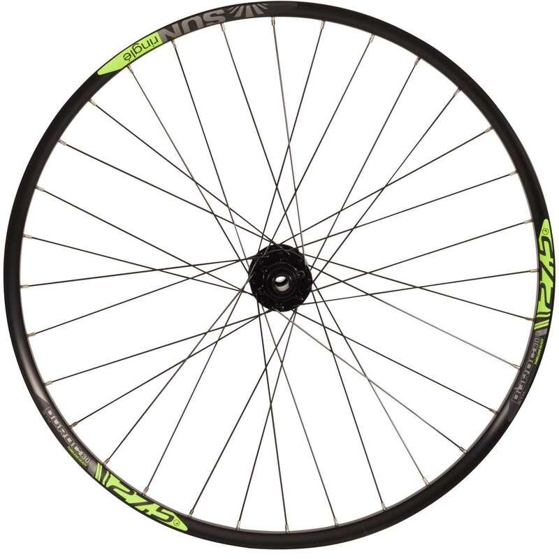 RUOTE MTB Ciclismo, Bici - Ruota MTB 27.5 ant dp boost  SUNRINGLE - PEZZI DI RICAMBIO MTB AM