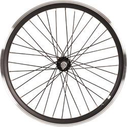 Roue vélo pliant avant 20 pouces double paroi noir Tilt 500E