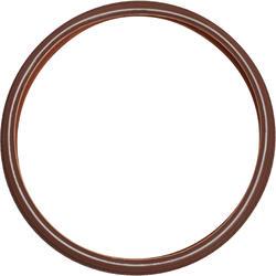 Neumático de ciudad 700x38 marrón reflec antipinchazos