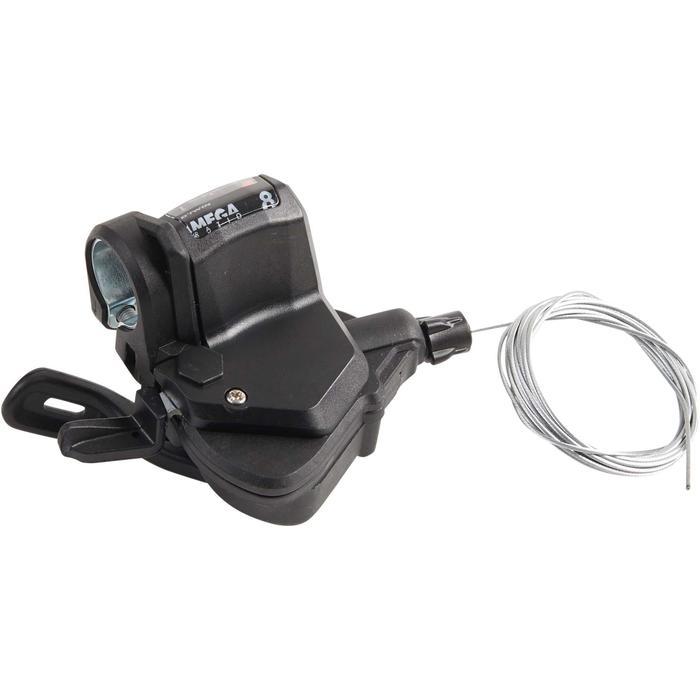 Maneta Cambio Bicicleta MTB 8 Velocidades Microshift SL760