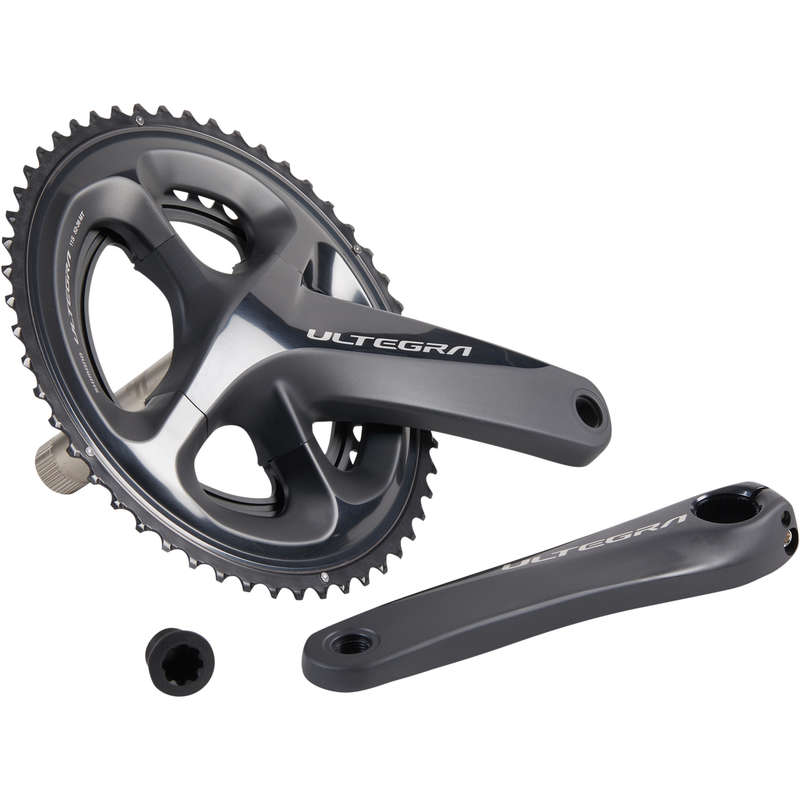 GEARING ROAD Cycling - Ultegra R8000 Road Bike Chainset, 172.5mm - 52x36 WORKSHOP - Bike Brakes and Transmission