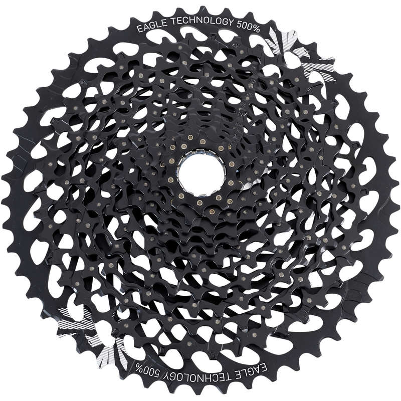 BIKE GEARING Cycling - Gx Eagle 12S 10x50 Cassette SRAM - Bike Brakes and Transmission
