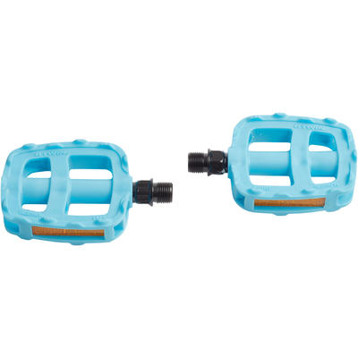 Kids Bike Pedals 16_QUOTE_ 20_QUOTE_ - Sky Blue