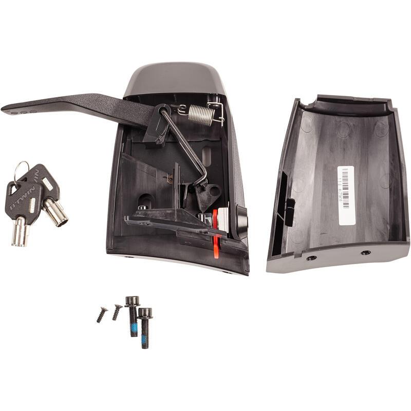 Upper Battery Holder E-ST 100 / 500 / 520 / 900 - E-Riverside 500