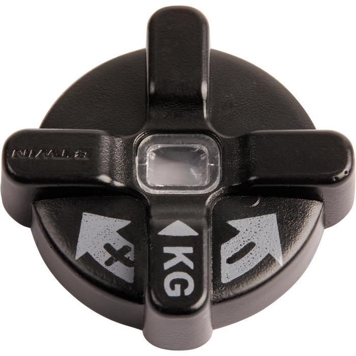 Ersatz Einstellknopf UFit-Gabel V1/V1.2 schwarz