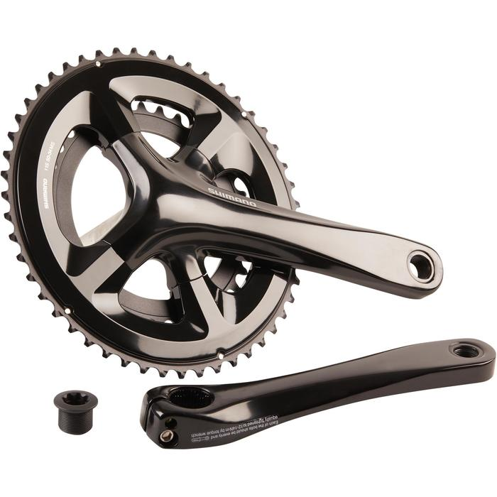 Pedalier SHIMANO RS510 50/34