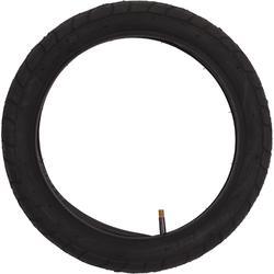 neumático 14x1.75 city negro