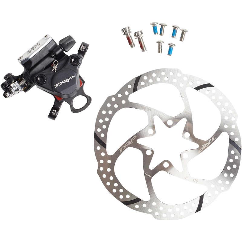 BRAKING ROAD Cycling - TRP HYRD Mechanical Hydro Disc Brake Kit WORKSHOP - Bike Brakes Parts