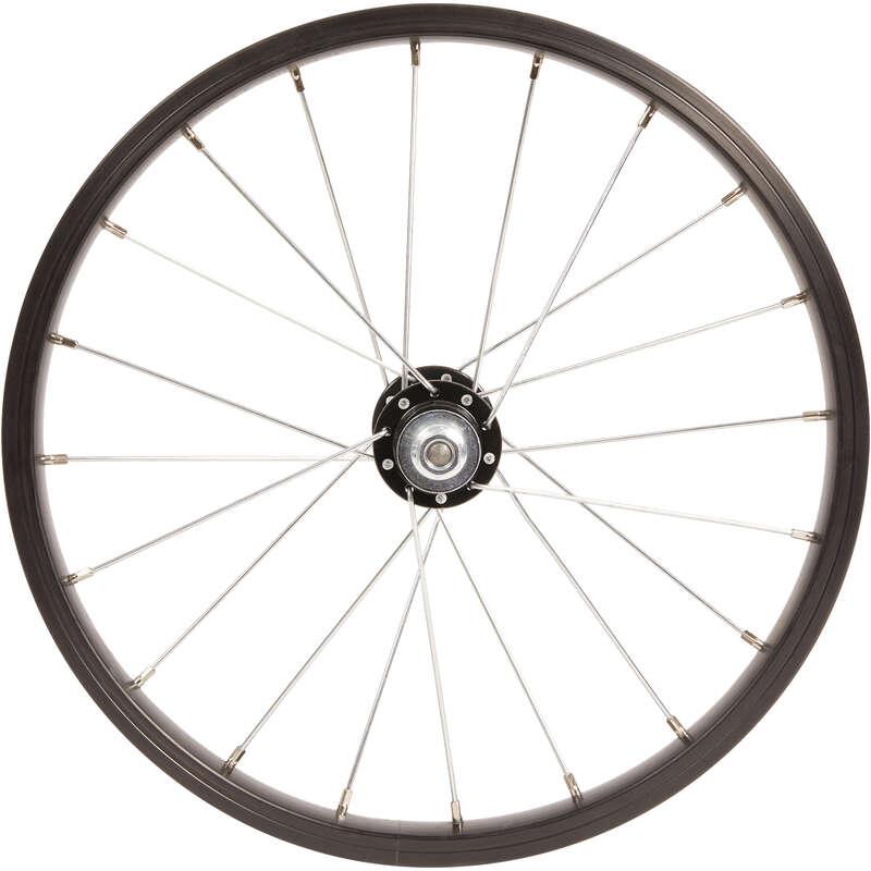RUOTE BICI BAMBINO Ciclismo, Bici - Ruota anteriore 16