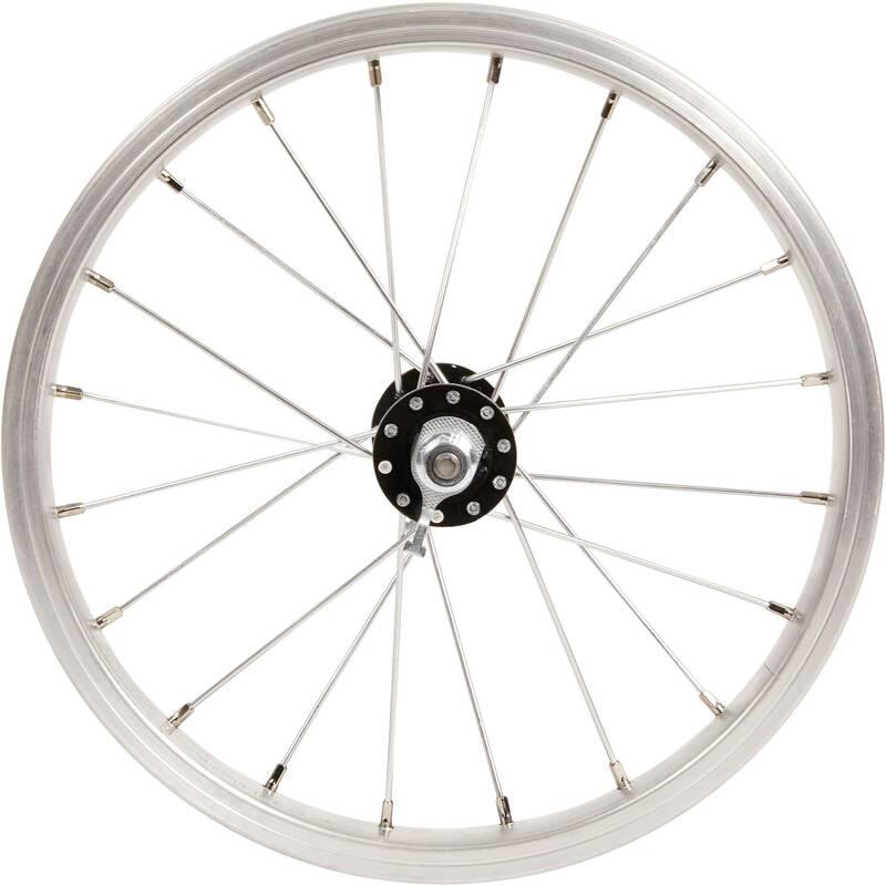 DĚTSKÁ KOLA Cyklistika - DĚTSKÉ PŘEDNÍ KOLO 14 BTWIN - Náhradní díly na kolo