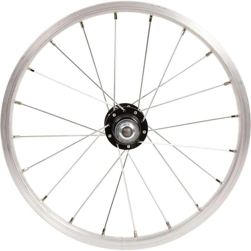 DĚTSKÁ KOLA Cyklistika - DĚTSKÉ ZADNÍ KOLO 16 WORKSHOP - Náhradní díly na kolo