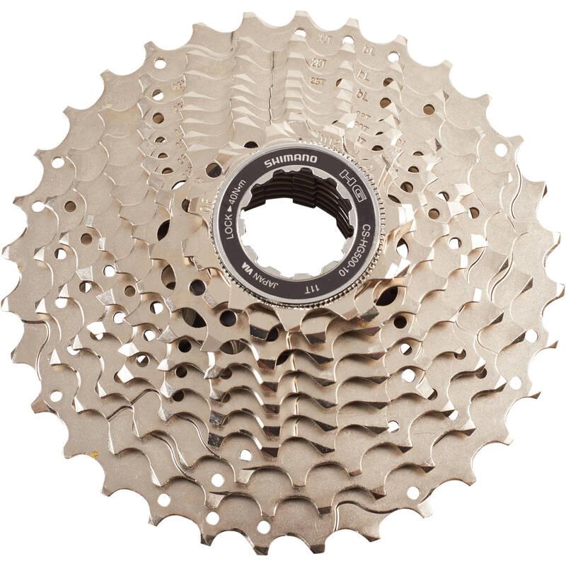 PŘEVODY SILNIČNÍ KOLA Cyklistika - KAZETA 10 RYCHLOSTÍ 11×32 WORKSHOP - Náhradní díly na kolo