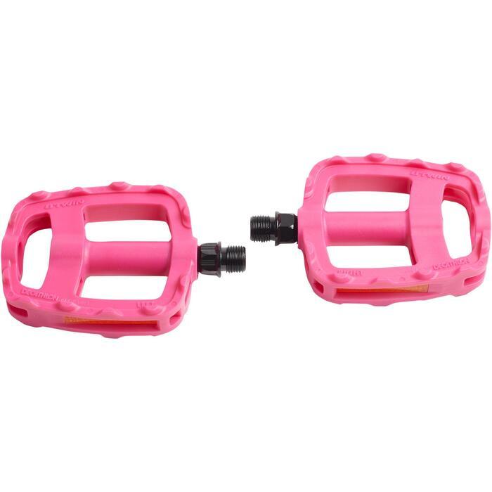 Pedalen voor fietsen van 24, 26 en 28 inch roze