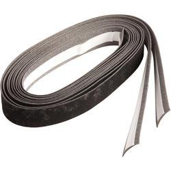 Stuurlint voor racefiets fluweel zwart