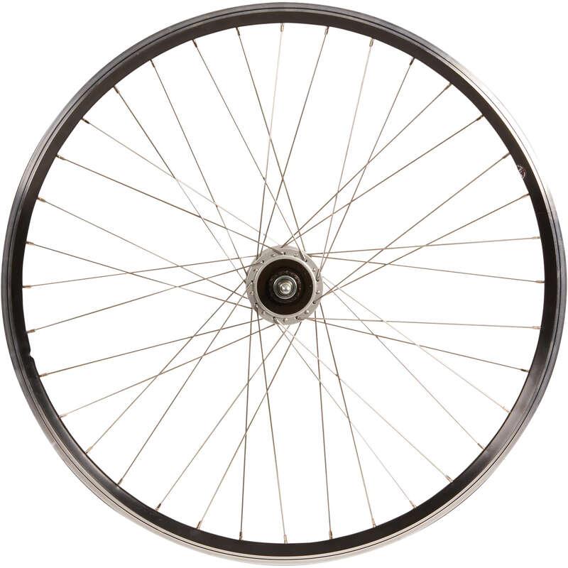 SILNIČNÍ, TREKOVÁ KOLA Cyklistika - PŘEDNÍ TREKOVÉ KOLO 26 WORKSHOP - Náhradní díly na kolo