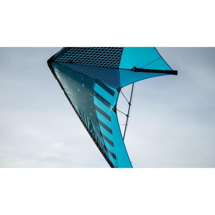 Cerf-volant pilotable polyvalent FYF 500 Carbone