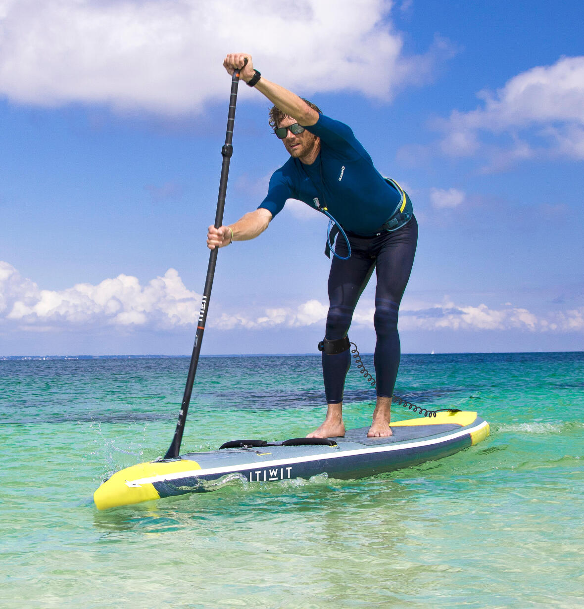 stand up paddle gonflable race