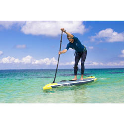 AILERON A FIXATION US BOX POUR STAND UP PADDLE DE RANDONNEE ET DE RACE