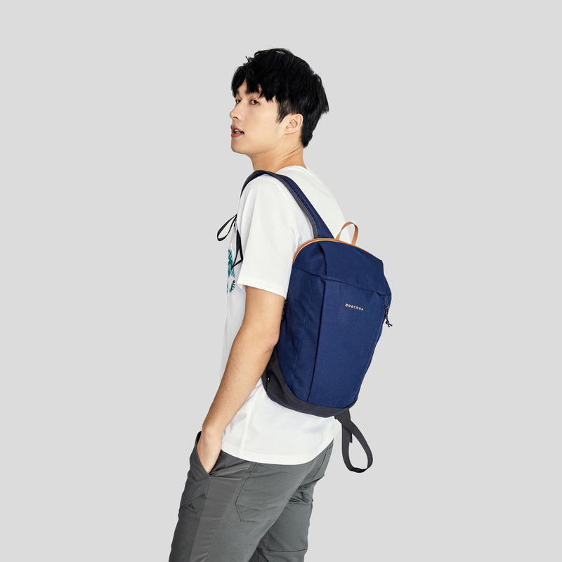 Country walking backpack- NH100 10-litre