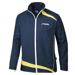 Trainingsvest voor tafeltennis Stiga Apollo blauw/geel