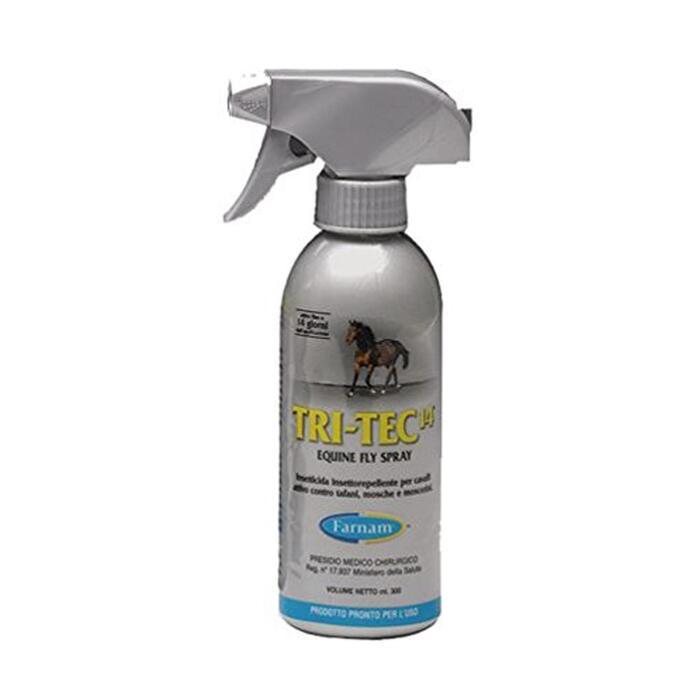 Repelente Insectos Equitación FARNAM sp tritec 14 300 ml Caballo Poni