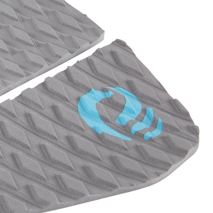 Pad voor achterste voet surfboard grijs