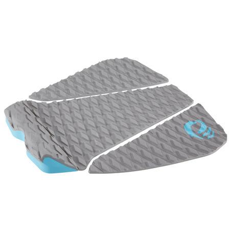 """3 dalių """"traction pad"""" skirtas galinei kojai ant banglentės padėti """"Pad 500"""""""