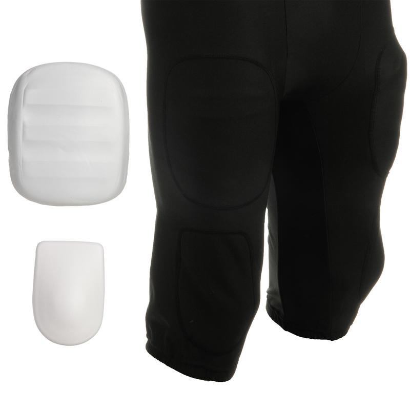 Pantalon Futbol Americano Af550pa Adulto Negro