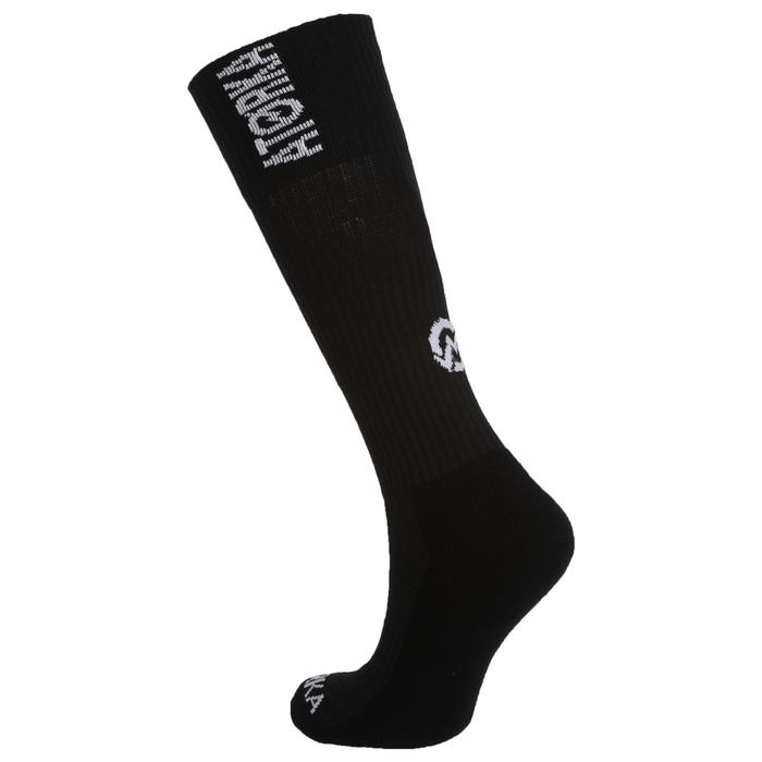 Calcetines largos de balonmano adulto H500 negro