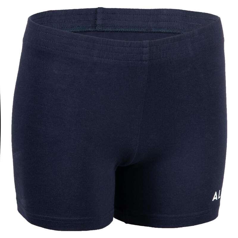 Röplabda ruházat Alsóruházat - Női röplabda rövidnadrág V100 ALLSIX - Alsóruházat