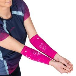 Arm sleeves V100 voor volleybal roze