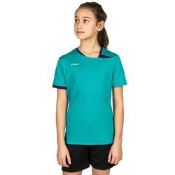 Handballtrikot H100 Kinder türkis