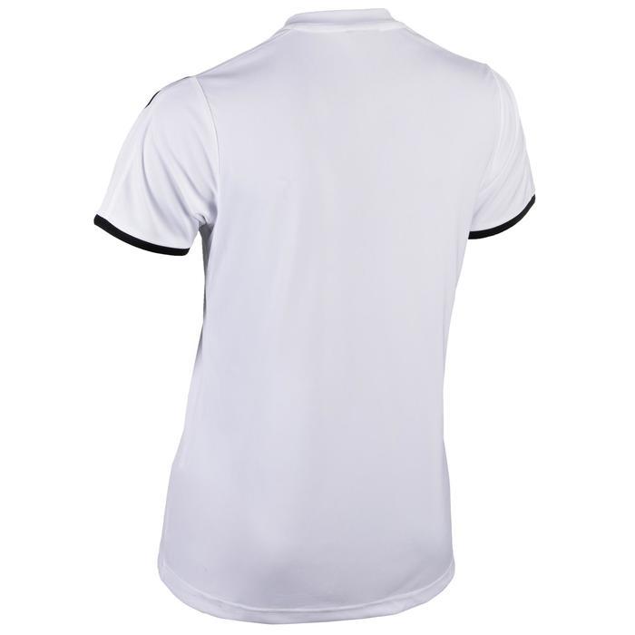 Handbalshirt dames core zwart / wit