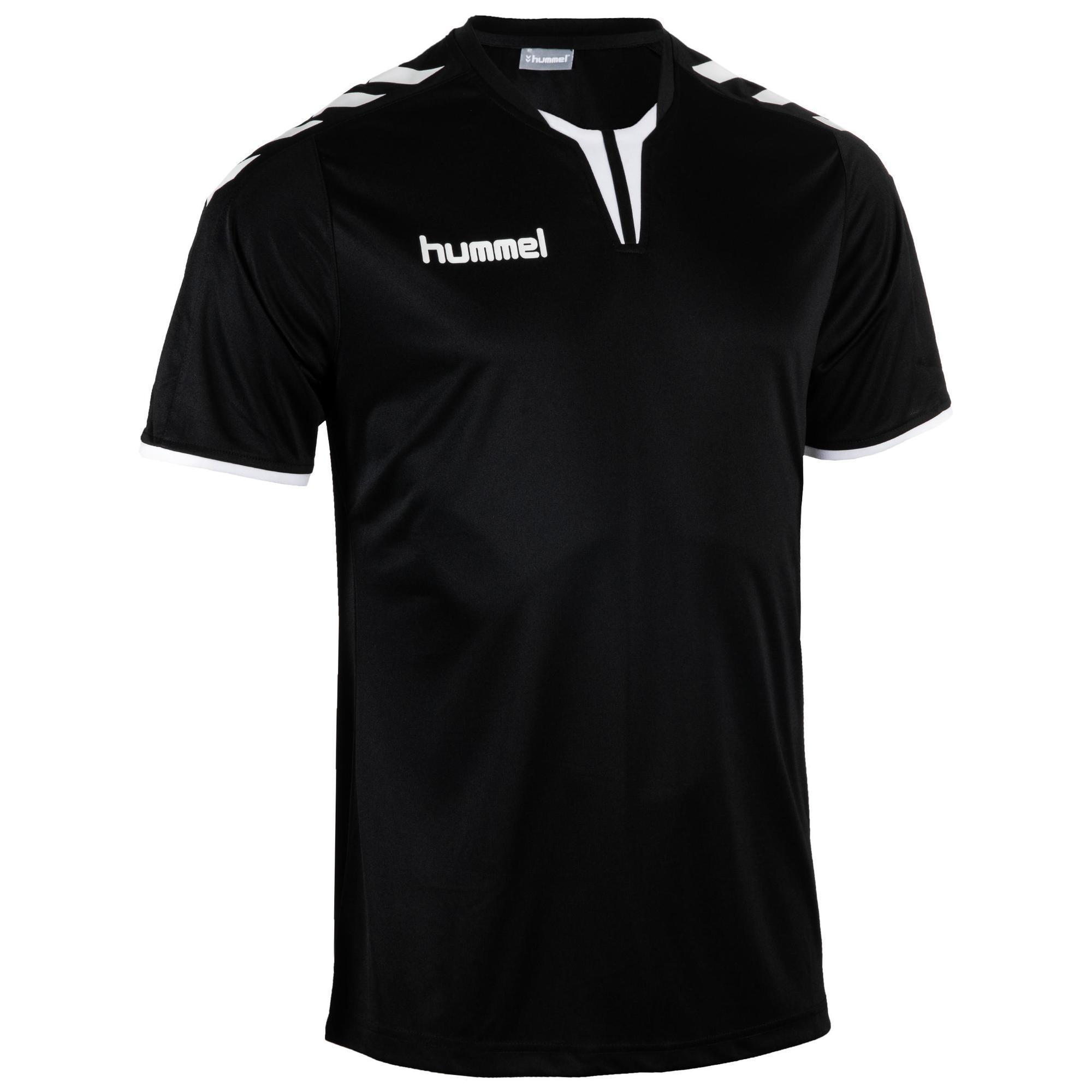 Handballtrikot Core Herren schwarz/weiß | Sportbekleidung > Trikots > Handballtrikots | Hummel