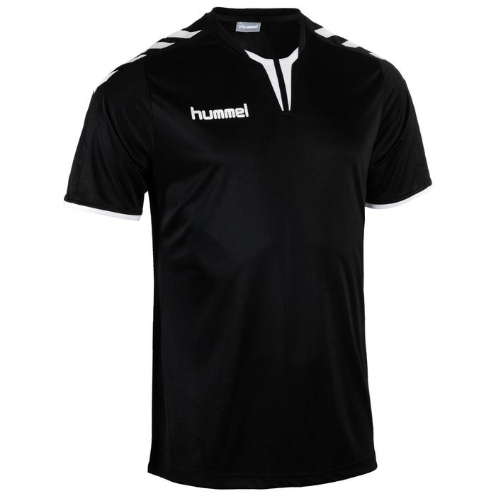 Handballtrikot Core Herren schwarz/weiß