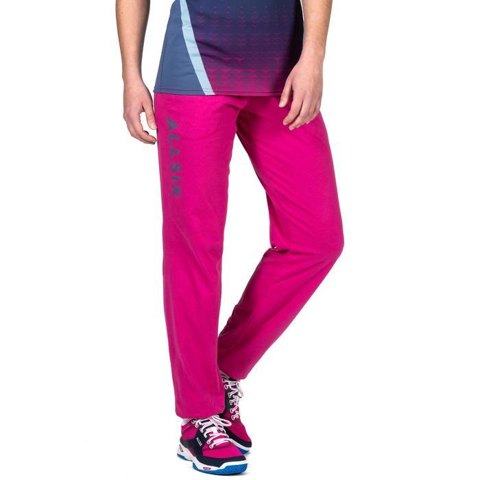 Roze Joggingbroek Dames.Allsix Joggingbroek V100 Dames Decathlon Nl