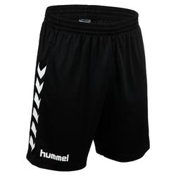 Handballshorts Core Herren schwarz/weiß
