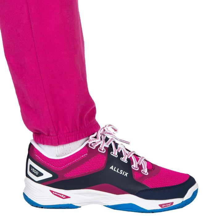 Volleyball-Trainingshose V100 Damen rosa