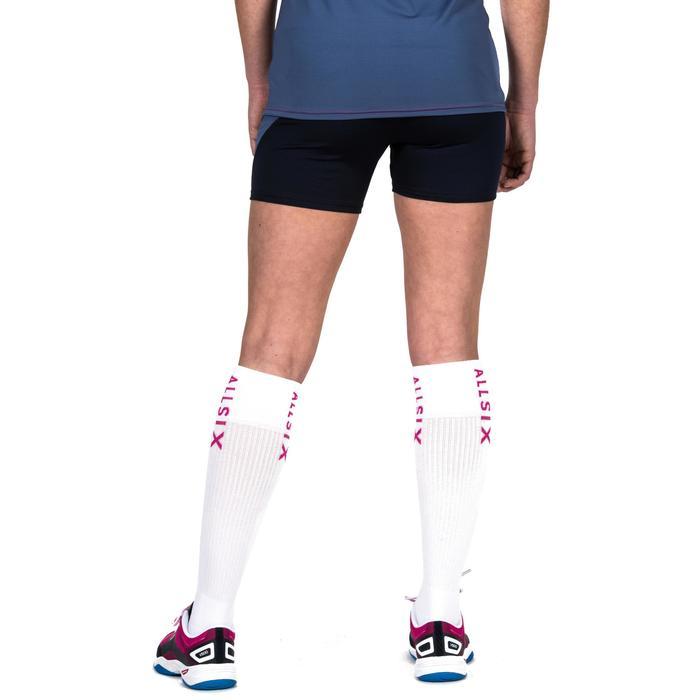 V500 Women's Volleyball Shorts - Navy/Blue