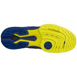 Handbalschoenen voor heren Aerocharge HB200 speed 3.0 blauw/geel