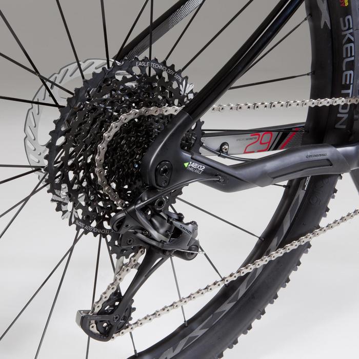 "Mountainbike XC 920 LTD MTB 29"" Carbon schwarz"