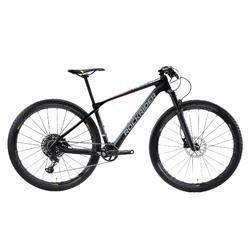 "Bicicleta de Montaña Rockrider XC 920 LTD 29"" CARBONO negro"
