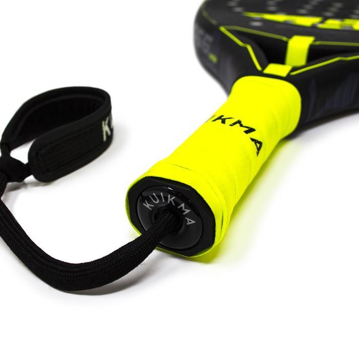 Padel racket PR 990 Power Soft zwart/geel