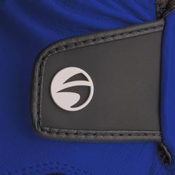 Gant de golf homme 500 confirmé et expert droitier bleu électrique