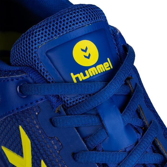 Chaussures de handball homme aerocharge 180 rely 3.0 bleu / jaune
